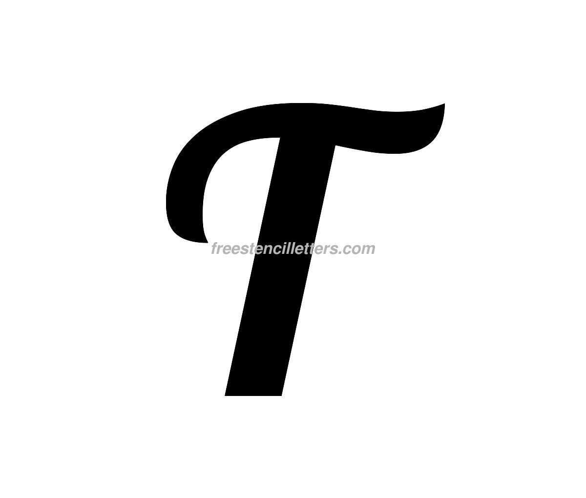 stencil-t T Letter Stencil Templates Free Printable on extra large, large alphabet, monogram alphabet, large wall, lower case alphabet, fancy cursive, old english alphabet, for banner,