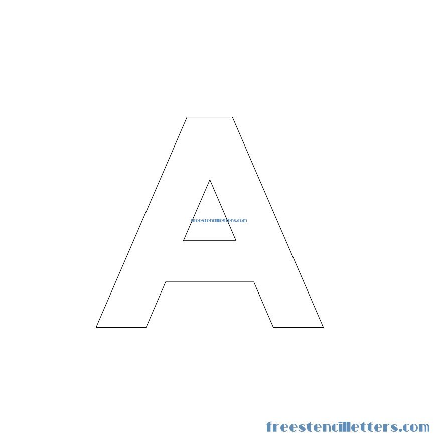 It's just an image of Superb Free Printable Cut Out Letters for Posters