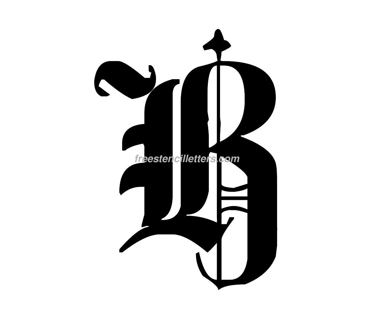 stencil-b  Inch Letter R Template on printable bubble, imperial units, rabbit craft, us customary units, units of measurement, reindeer craft, international system of units, arts crafts, english units, unit of length, for shirts,