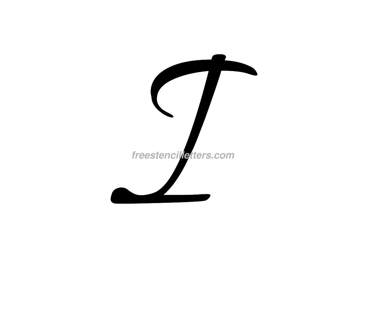 Worksheet The Letter I In Cursive i cursive laptuoso laptuoso