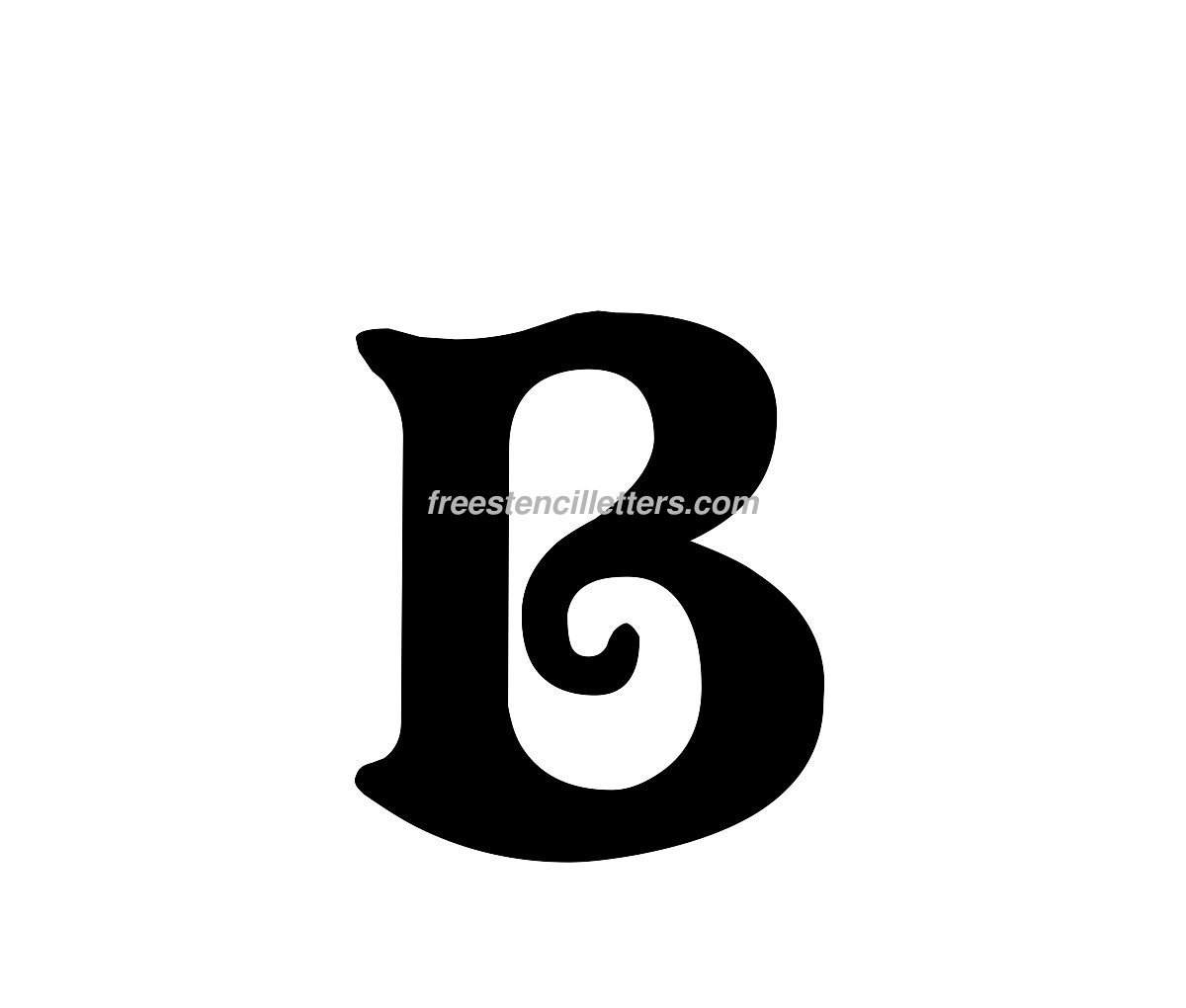 ... archives free stencil letters : Large Printable Letters To Cut Out